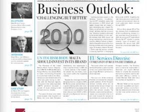 Business Agenda – Issue 01