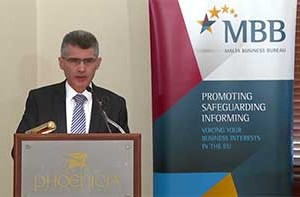 Speech by MHRA President Mr. Paul Bugeja