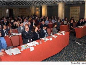 European Crowdfunding Network President addresses MBB business seminar