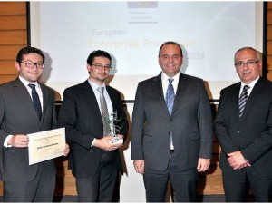 MBB wins National Enterprise Support Award