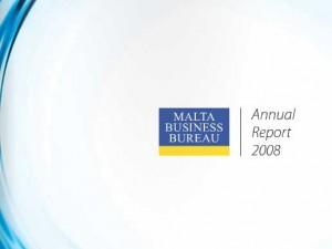 Annual Report – 2008