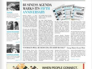 Business Agenda – Issue 21