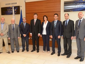 MBB participates in meeting with Commission Vice President Vladis Dombrovskis
