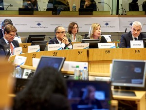 5th April – MBB EU Affairs Manager attends SME Round Table at the EESC