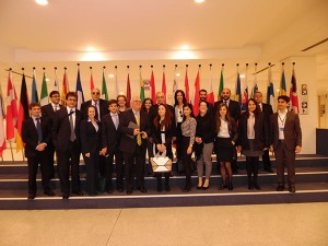 28th – 30th September – MBB delegation in Brussels