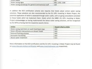 EU Life+ – Agreement 2: July 2013