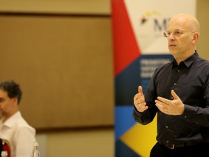 Joep Paemen delivers Service Design Workshops in Malta
