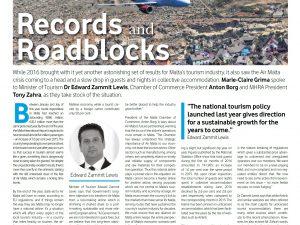 Records and Roadblocks