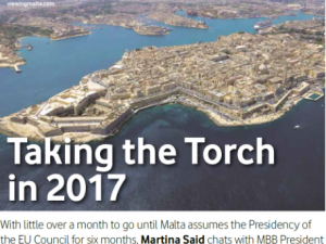 Taking the Torch in 2017