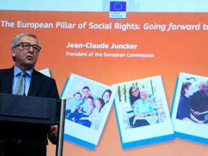 Juncker reiterates support for 'minimum salary' in each EU nation