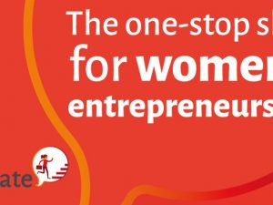 WEgate: opening doors for women entrepreneurs