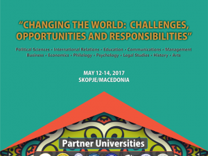 Changing the World: Challenges, Opportunities & Responsibilities