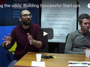 Beating the odds: Building Successful Start-ups