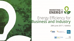 Energy Efficiency for Business and Industry Conference – 28