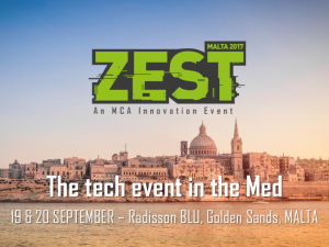 Showcase your startup at ZEST Malta 2017 for FREE