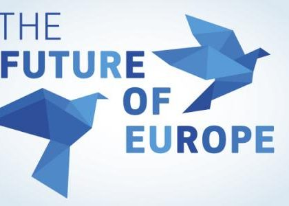 The future for all is Europe