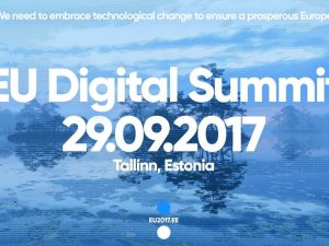 EU digital summit in Tallin