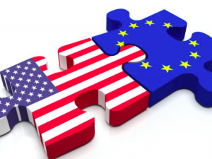 Don't you forget about me: US is still Europe's most important trade partner