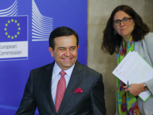 EU, Mexico reach 'agreement in principle' on free trade deal