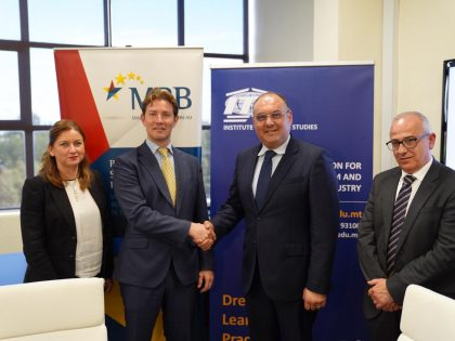 EU LIFE FOSTER Project launched – MBB and ITS collaborate to tackle food waste in hospitality