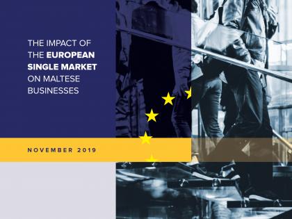 The Impact of the European Single Market on Maltese Businesses – November 2019