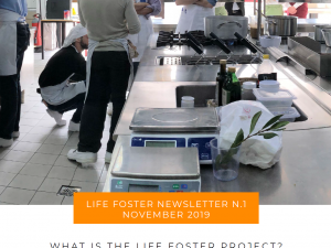 LIFE FOSTER Newsletter No.1