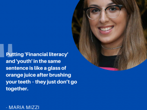INVEST+ Competition – MEET MARIA MIZZI