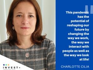 INVEST+ Mentors: MEET CHARLOTTE CILIA