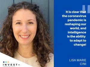 INVEST+ Mentors: MEET LISA MARIE CINI
