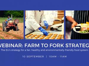 WEBINAR: Farm to Fork Strategy