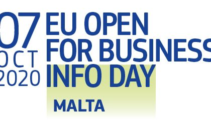 INFO DAY: EU Open for Business