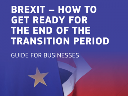 BREXIT GUIDE FOR BUSINESSES | By European Commission