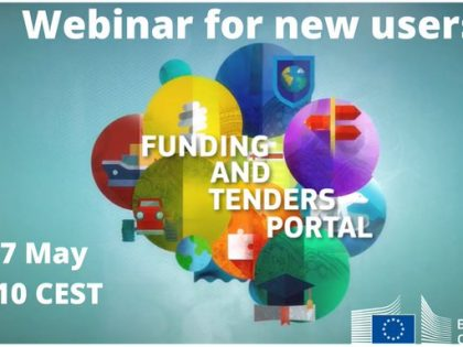 WEBINAR: Funding & Tenders Portal for Beginners