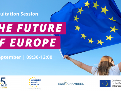 Consultation Session on the Future of Europe