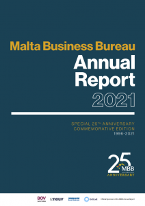 MBB Annual Report 2021