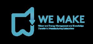 WE MAKE Project Logo